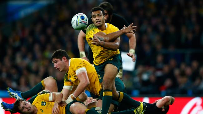 Will Genia will play his first match in eight months when he runs out against the All Blacks.
