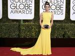 Maisie Williams attends the 74th Annual Golden Globe Awards at The Beverly Hilton Hotel on January 8, 2017 in Beverly Hills, California. Picture: AP