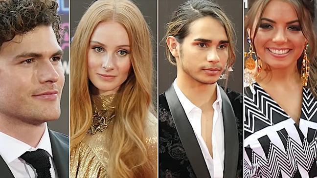 31st ARIA Awards red carpet highlights