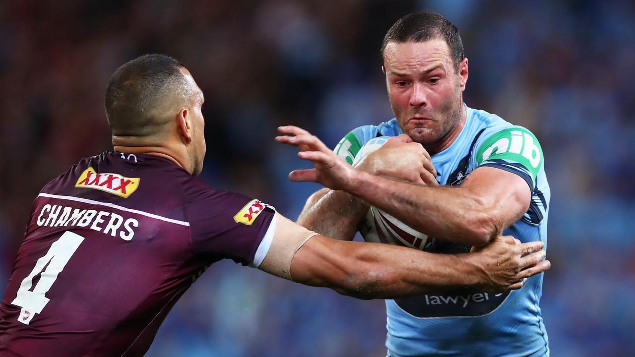 Boyd Cordner has been the pillar of the Blues success.