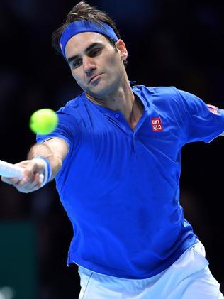 Roger Federer might be in for a change at Melbourne Park.
