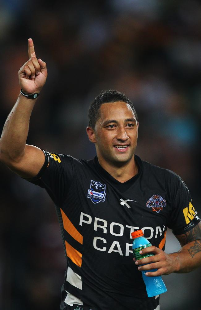 Benji says he has tried several times to try and return to the Tigers, now he is finally home