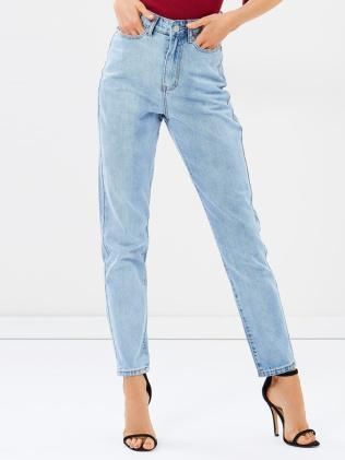 Atmos&Here Giselle Super High Waist Mom Jeans @ The Iconic