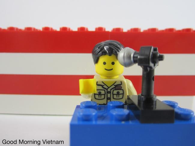 Good Morning Vietnam. Picture: Jays Brick Blog