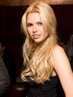 <p>Sophie Monk ... Looking very pouty at Russell Simmons' Argyle Culture Fashion Show After Party in West Hollywood.</p>