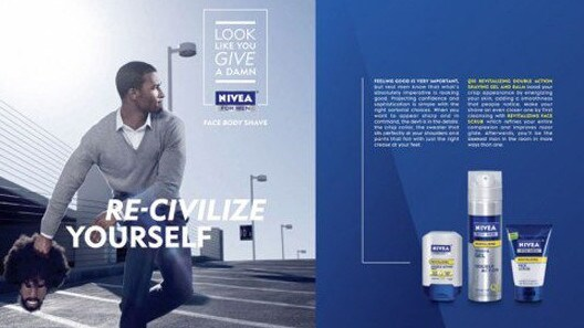 The ad campaign caused significant offence to minority groups around the world. Picture: PennStateUniversity