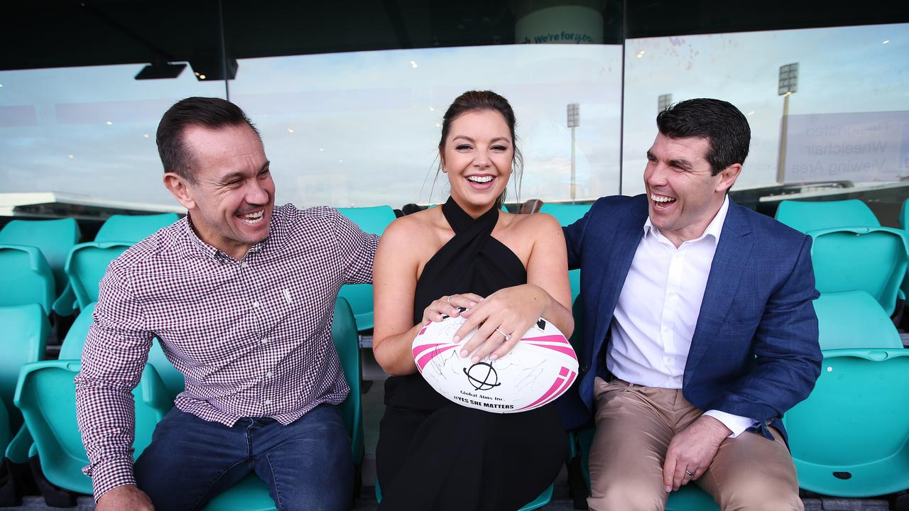 Get all the expert tips for round 5 from Matty Johns, Yvonne Sampson and Michael Ennis. Pic: Sam Ruttyn