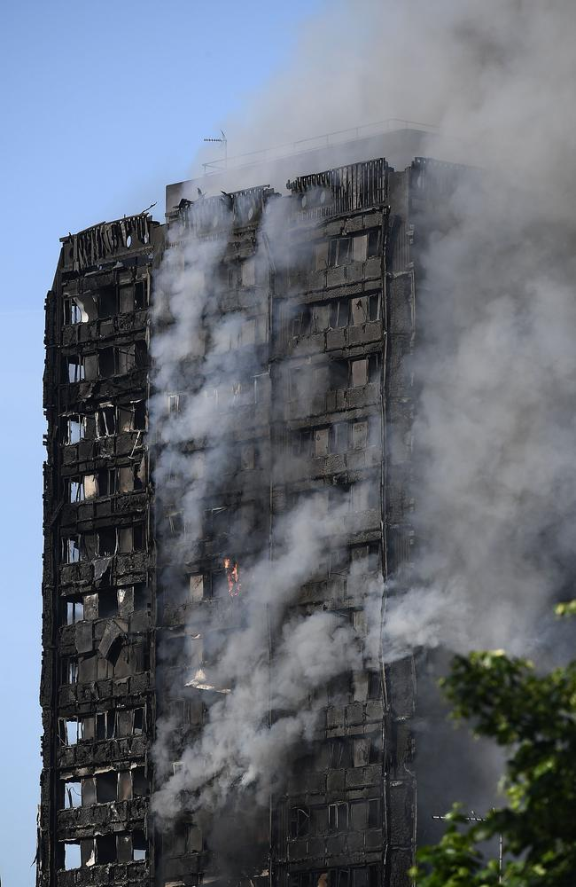 Authorities across the country are carrying out audits in the wake of the Grenfell tragedy, looking at all kinds of buildings that may be at risk. Picture: Getty Images