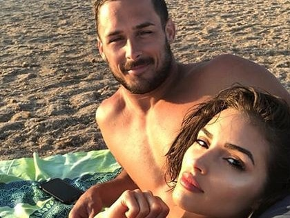 Detroit Lions NFL star Danny Amendola and former Miss Universe girlfriend Olivia Culpo