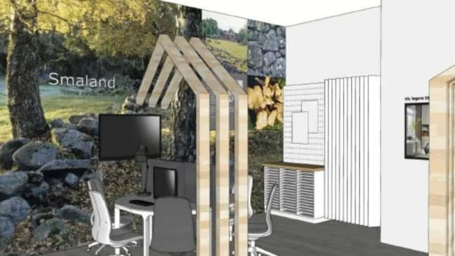 It's the first of the retailer's new small-format store concepts. Image: Supplied
