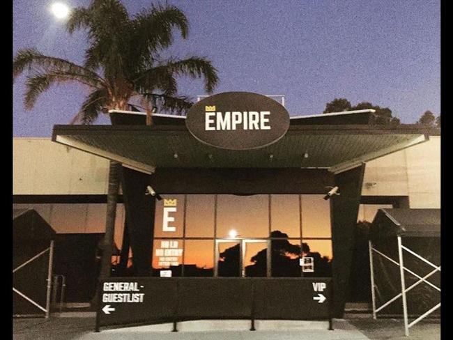 Mr Kibet was discriminated against by The Empire in Narre Warren. Picture: The Empire