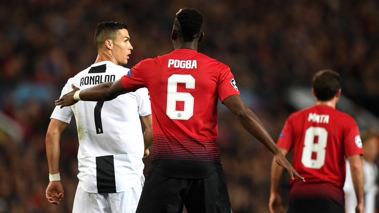 Could we see Pogba join Cristiano Ronaldo in Turin?