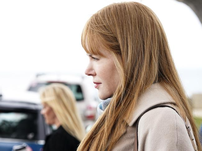 Nicole Kidman plays Celeste Wright. Picture: Foxtel/HBO
