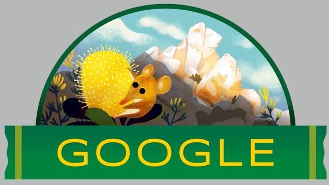All Australians rejoice, for we have a dedicated Google Doodle.