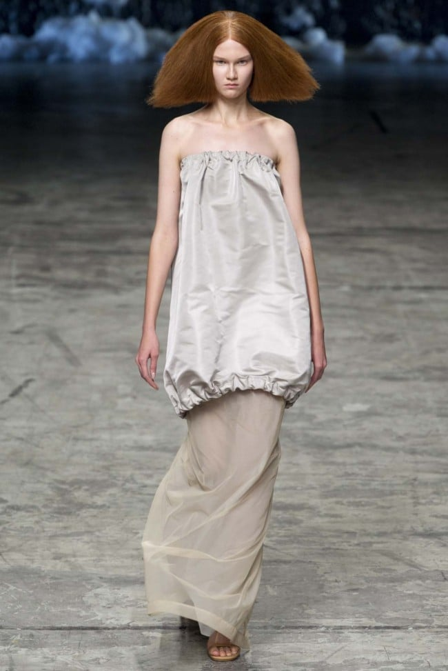 Rick Owens Ready-to-Wear S/S 2013