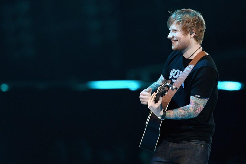 He's our guilty pleasure. Times when Ed Sheeran made us melt