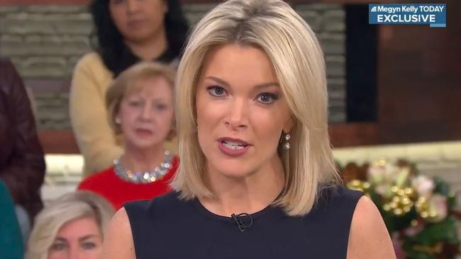 Megyn Kelly interviewed Mr Trump's accusers on her morning show. Pic: NBC