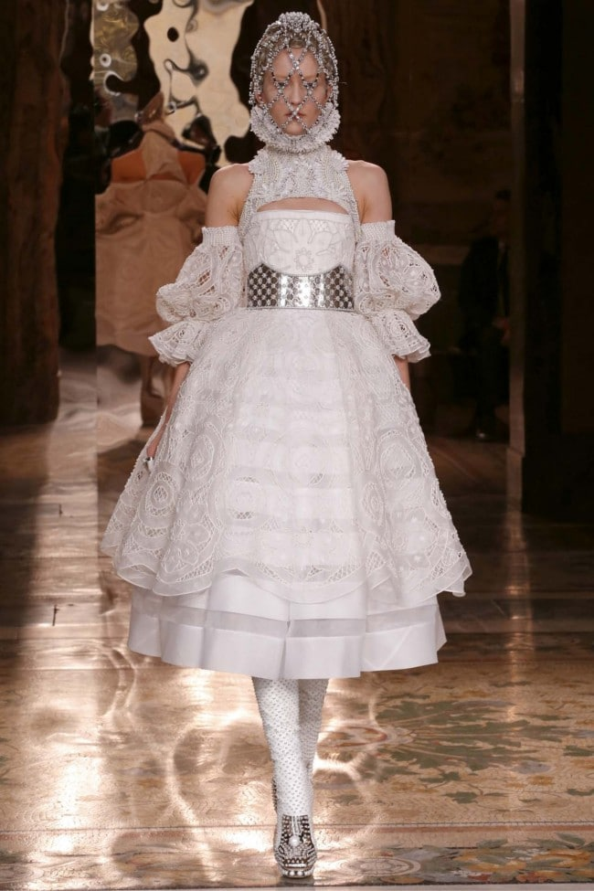 Alexander McQueen Ready-to-Wear A/W 2013