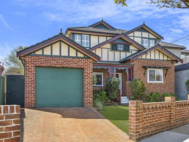 No. 18 Lea Ave, Russell Lea, sold for $160,000 above reserve at auction last month.