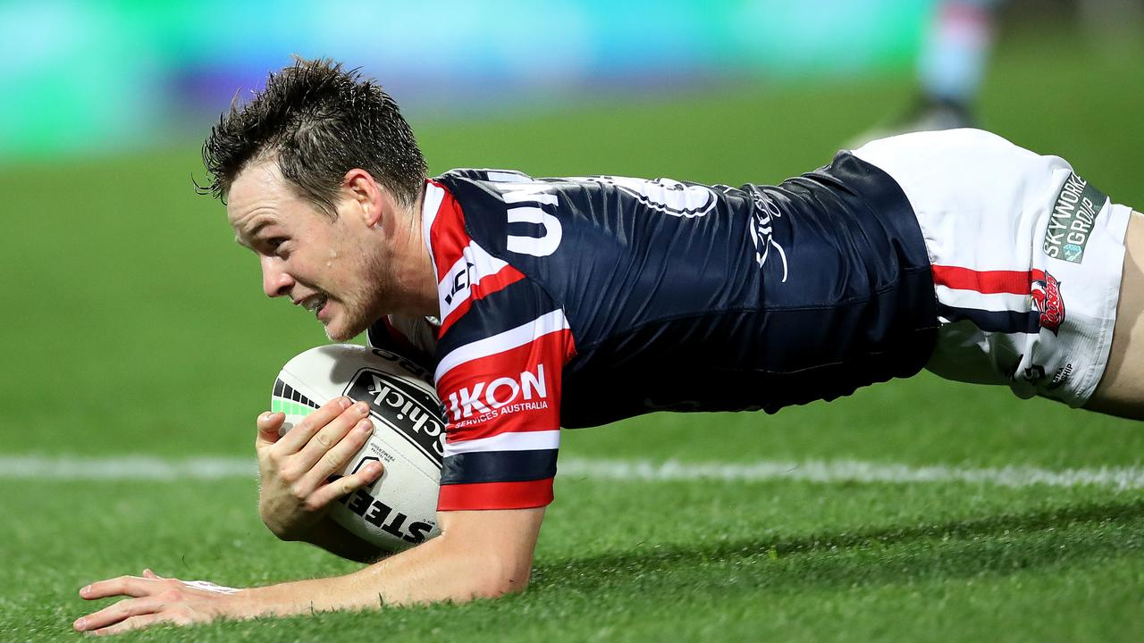 Who will partner Luke Keary? Picture. Phil Hillyard