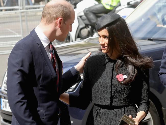 Prince William, Duke of Cambridge is a potential option to walk Meghan Markle down the aisle. Picture: Chris Jackson/Getty Images