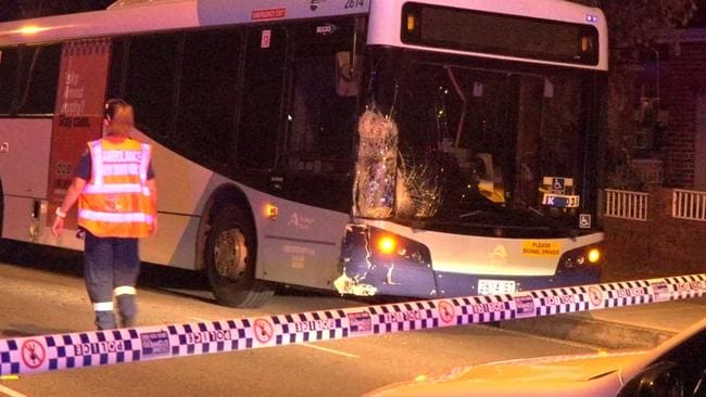 Sydney bus driver was allegedly on mobile phone before fatal