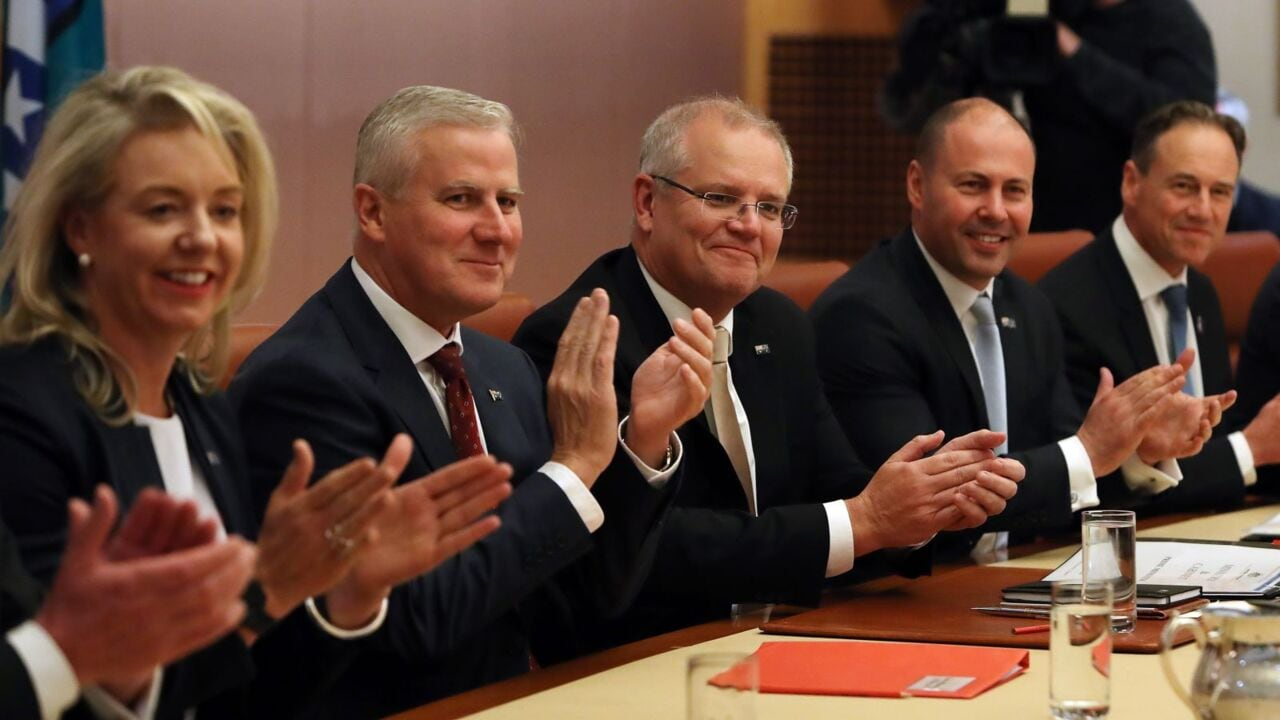 Coalition surges in post-election Newspoll