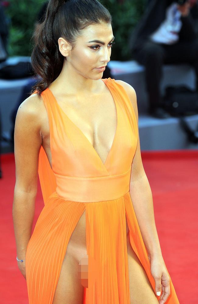 Selena Gomez Wardrobe Malfunctions
