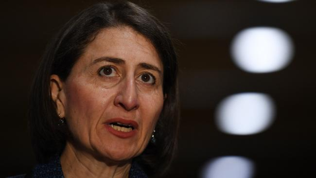 Parents hope NSW Premier Gladys Berejiklian will take the coroner's recommendations on-board. Picture: AAP/Dean Lewins.