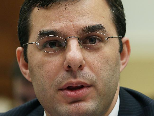 "Donald Trump called U.S. Rep. Justin Amash a ""loser"". Picture: Mark Wilson/Getty Images"