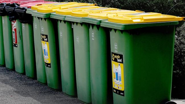 Recycling has become too expensive for one Queensland council. Picture: Patria Jannides