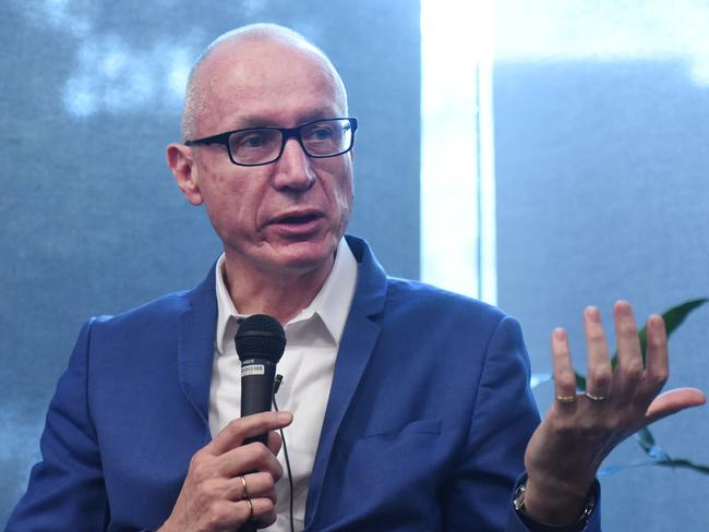 News Corp's Chief Executive Robert Thomson. Picture: Tony Gough