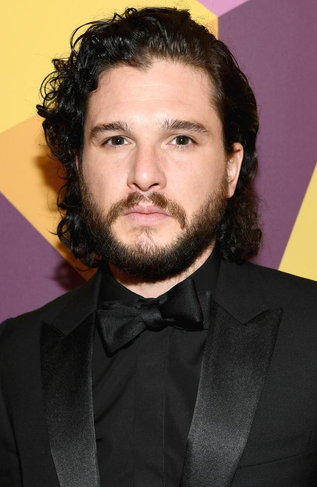 Harington is currently undergoing a therapy program. Picture: Emma McIntyre/Getty Images/AFP
