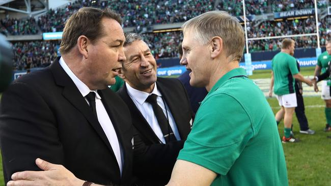 Steve Hansen says New Zealand's defeat to Ireland in Chicago counts for little.