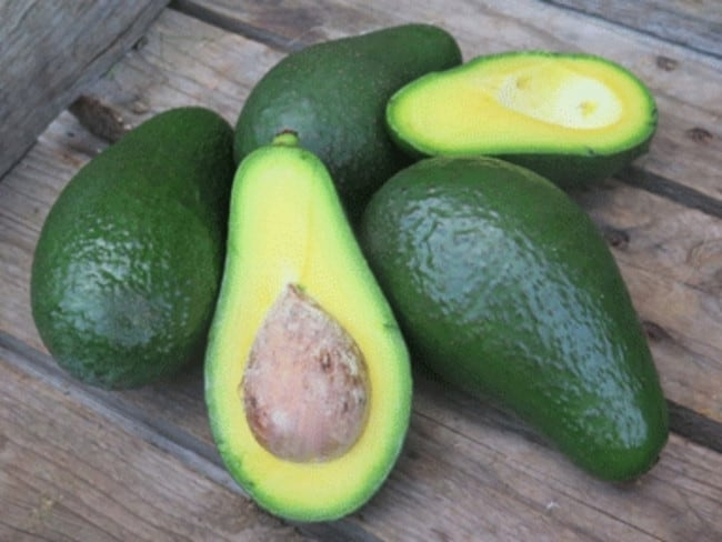 Avocados will fill you up.
