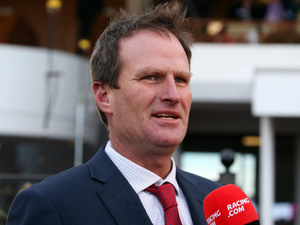 Surprise Baby chasing Melbourne Cup ticket for Paul Preusker