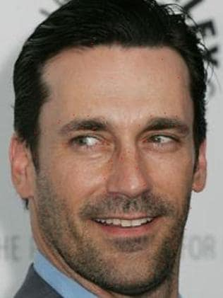 John Hamm's face shape is oblong. Picture: OPSM