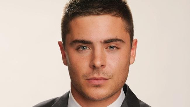 Zac Efron completed a stay in rehab five months ago. Picture: Getty Images