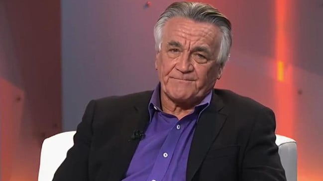 Barrie Cassidy on his final Insiders program.
