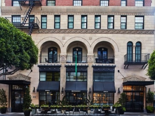 Hotel Figueroa is a hotel you need to visit before you die. Image: Supplied