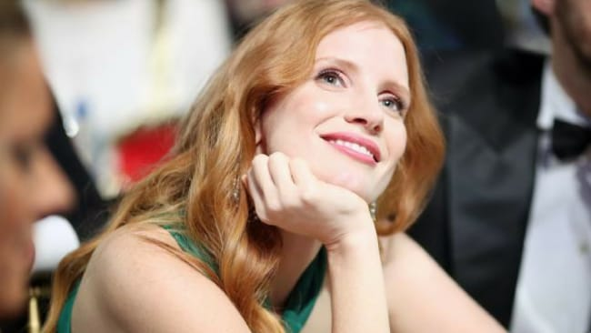 Jessica Chastain has been criticised for choosing Matthew Newton to direct her new film. Picture: Getty. Source: Getty Images
