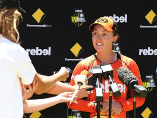 An Instagram video has cost Emily Smith the rest of her cricket season. Source: Getty Images