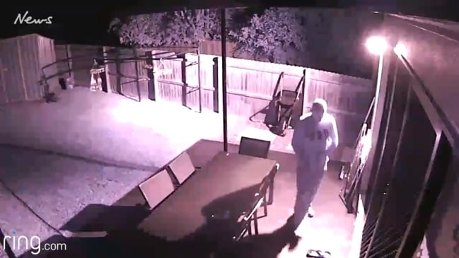 Attempted NSW robbery thwarted by smart home camera