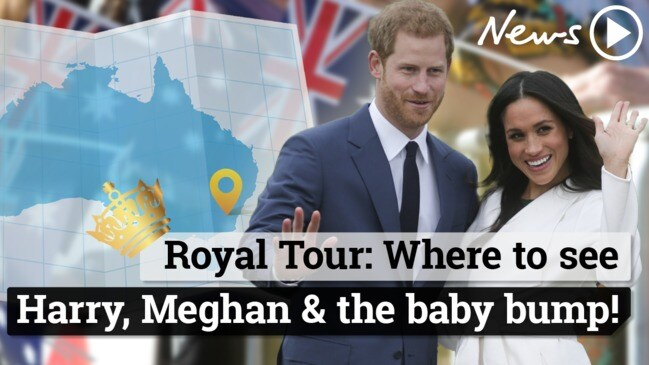 e622597fb8 Meghan Markle pregnant  Royal baby due in spring 2019