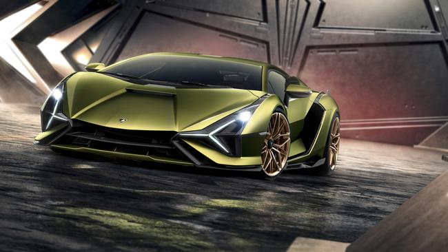 Lamborghini Sian hybrid is a sign of things to come from the supercar maker.
