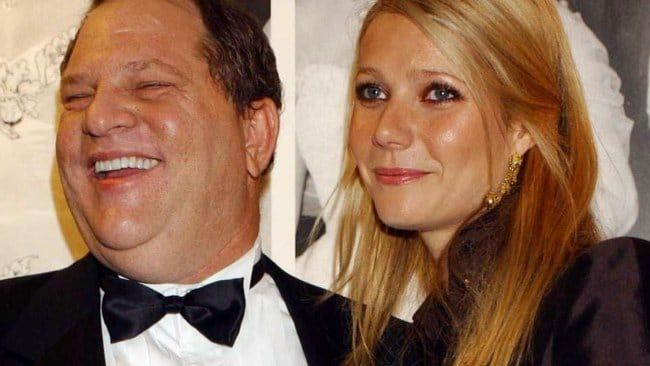 Gwyneth Paltrow has alleged that Harvey Weinstein attempted to assault her. Photo: Getty