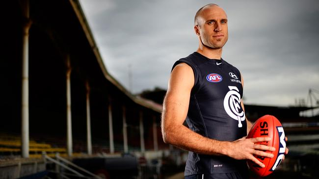 Judd is averaging 19 disposals per game in 2014.