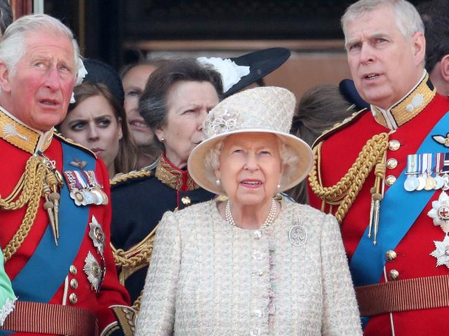 The Palace is standing behind Prince Andrew and maintains his innocence. Picture: Chris Jackson/Getty Images