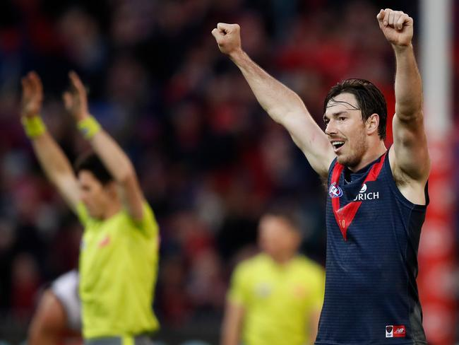 Michael Hibberd was All-Australian last year. (Photo by Adam Trafford/AFL Media/Getty Images)