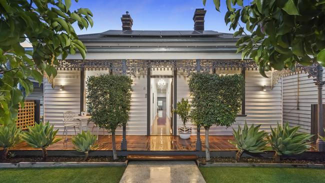 8 Lonsdale St, South Geelong, sold for $1.12million in February.